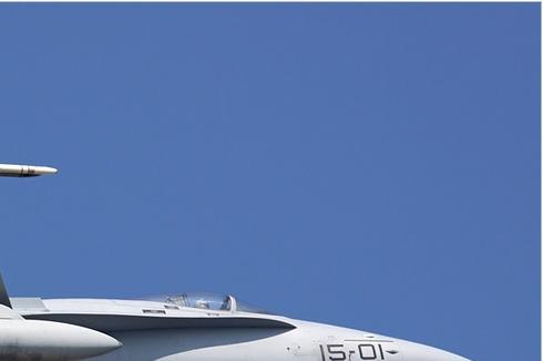 Photo#4164-2-McDonnell Douglas EF-18A Hornet
