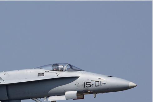 Photo#4165-2-McDonnell Douglas EF-18A Hornet