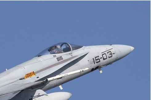Photo#4167-2-McDonnell Douglas EF-18A Hornet