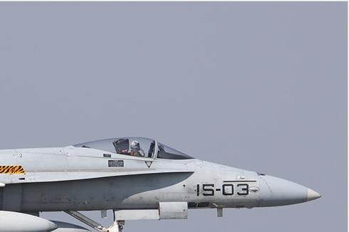 Photo#4168-2-McDonnell Douglas EF-18A Hornet