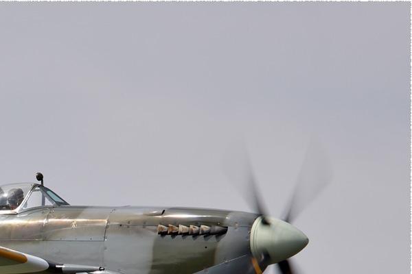 Photo#4300-2-Supermarine Spitfire HF9E