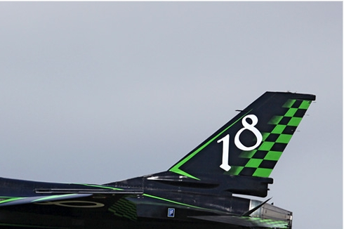 Photo#4328-2-General Dynamics F-16A Fighting Falcon