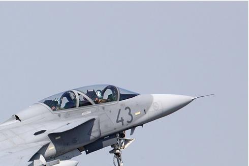 Photo#4563-2-Saab JAS39D Gripen