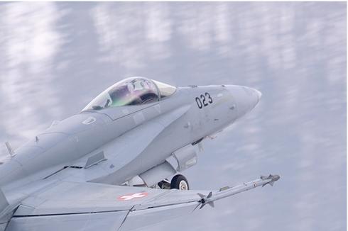 Photo#4686-2-McDonnell Douglas F/A-18C Hornet