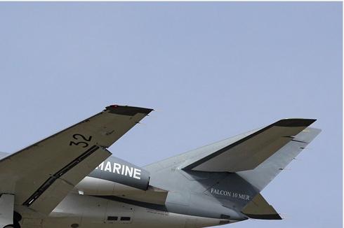 Photo#4709-2-Dassault Falcon 10Mer
