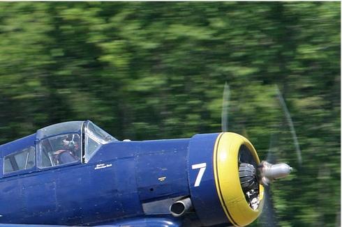 Diapo4761 North American T-6G Texan 79413/F-AZHD, La Ferté Alais (FRA) 2010