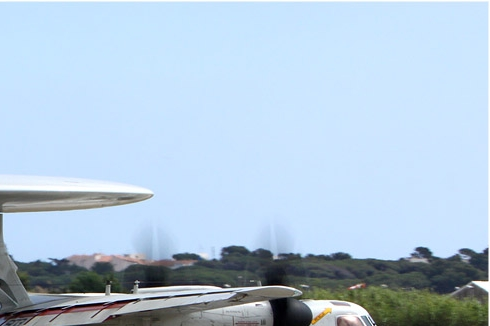 Photo#4863-2-Grumman E-2C Hawkeye 2000