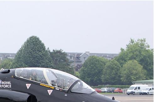 Photo#4980-2-Hawker Siddeley Hawk T1A