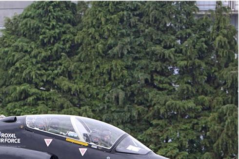 Photo#4983-2-Hawker Siddeley Hawk T1A