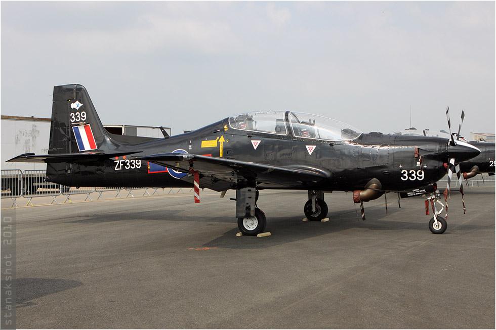 tof#5009_Tucano_de la Force aérienne royale britannique