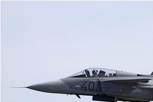 Photo#5028-1-Saab JAS39C Gripen