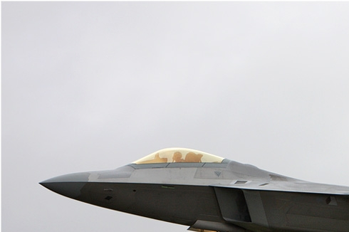 Photo#5266-1-Lockheed F-22A Raptor