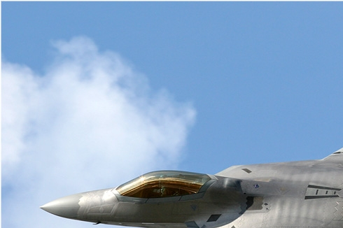 Photo#5270-1-Lockheed F-22A Raptor