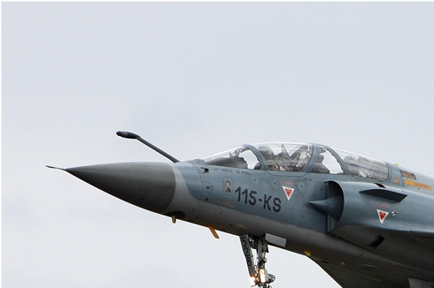 Photo#5286-1-Dassault Mirage 2000B