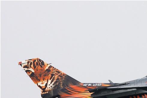 Photo#5432-1-Lockheed F-16D Fighting Falcon