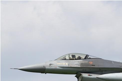Photo#5496-1-General Dynamics F-16AM Fighting Falcon