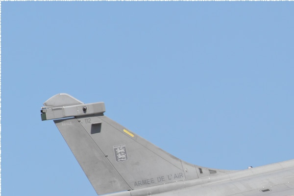 Diapo5507 Dassault Rafale C 112/30-IQ, Evreux (FRA) 2020