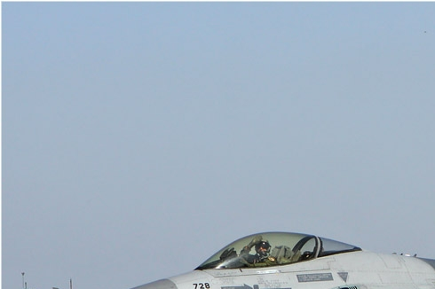 Photo#5648-1-General Dynamics F-16A Fighting Falcon
