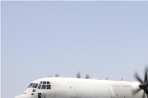 Diapo5668 Lockheed Martin C-130J-30 Hercules MM62189/46-55, Çiğli (TUR) 2011