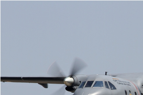 Photo#5742-1-Airtech CN235-100M