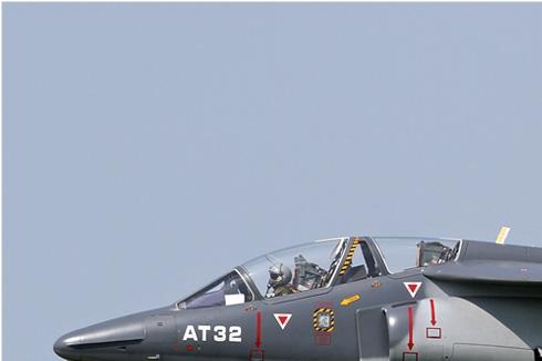 Photo#5950-1-Dassault-Dornier Alphajet 1B+