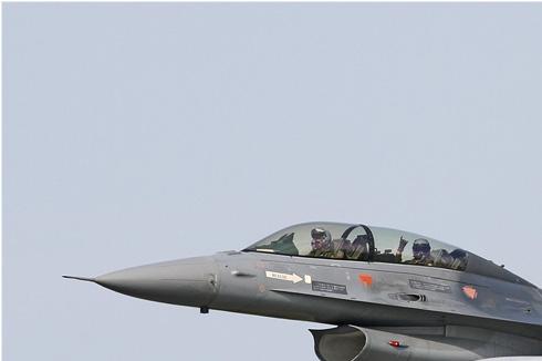 Photo#5967-1-General Dynamics F-16BM Fighting Falcon