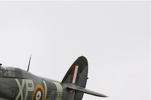 Photo#5133-2-Hawker Hurricane IIB
