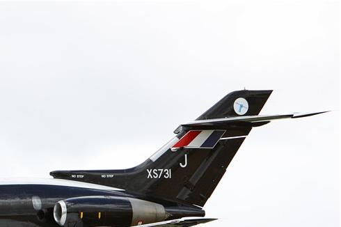 Photo#5261-2-Hawker Siddeley Dominie T1
