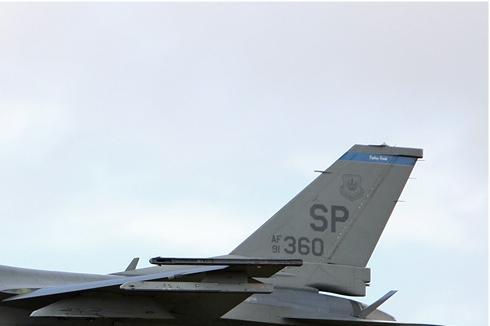 Photo#5264-2-General Dynamics F-16C Fighting Falcon