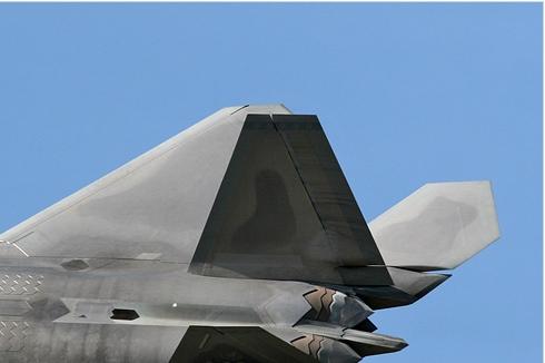 Photo#5270-2-Lockheed F-22A Raptor
