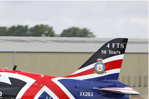 Photo#5277-2-Hawker Siddeley Hawk T1A