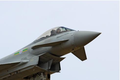 Photo#5300-2-Eurofighter Typhoon FGR4