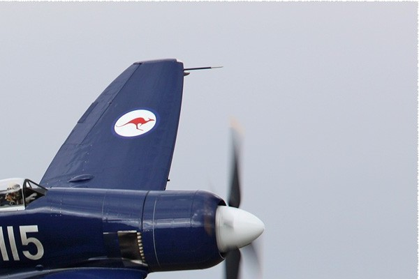 Photo#5382-2-Hawker Sea Fury FB11