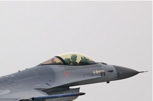 Diapo5408 General Dynamics F-16AM Fighting Falcon J-055, Volkel (NLD) NTM 2010