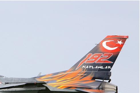 Photo#5431-2-Lockheed F-16D Fighting Falcon