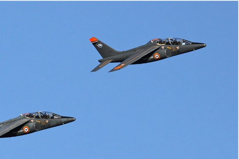Photo#5477-2-Dassault-Dornier Alphajet E