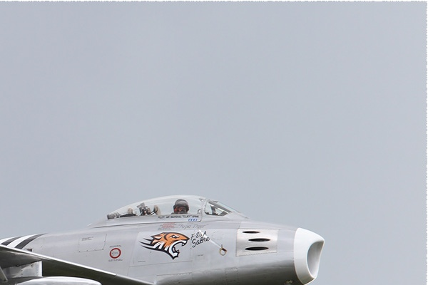 Diapo5516 North American F-86A Sabre 48-0178/G-SABR, Cambrai (FRA) 2011