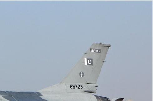 Photo#5648-2-General Dynamics F-16A Fighting Falcon