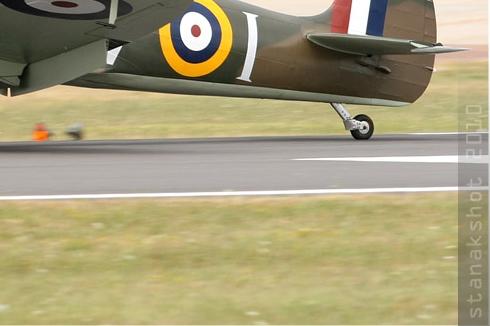 Photo#5358-4-Supermarine Spitfire TR9