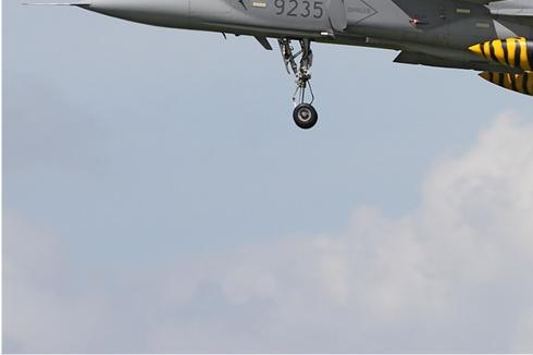 Diapo5518 Saab JAS39C Gripen 9235, Cambrai (FRA) NTM 2011
