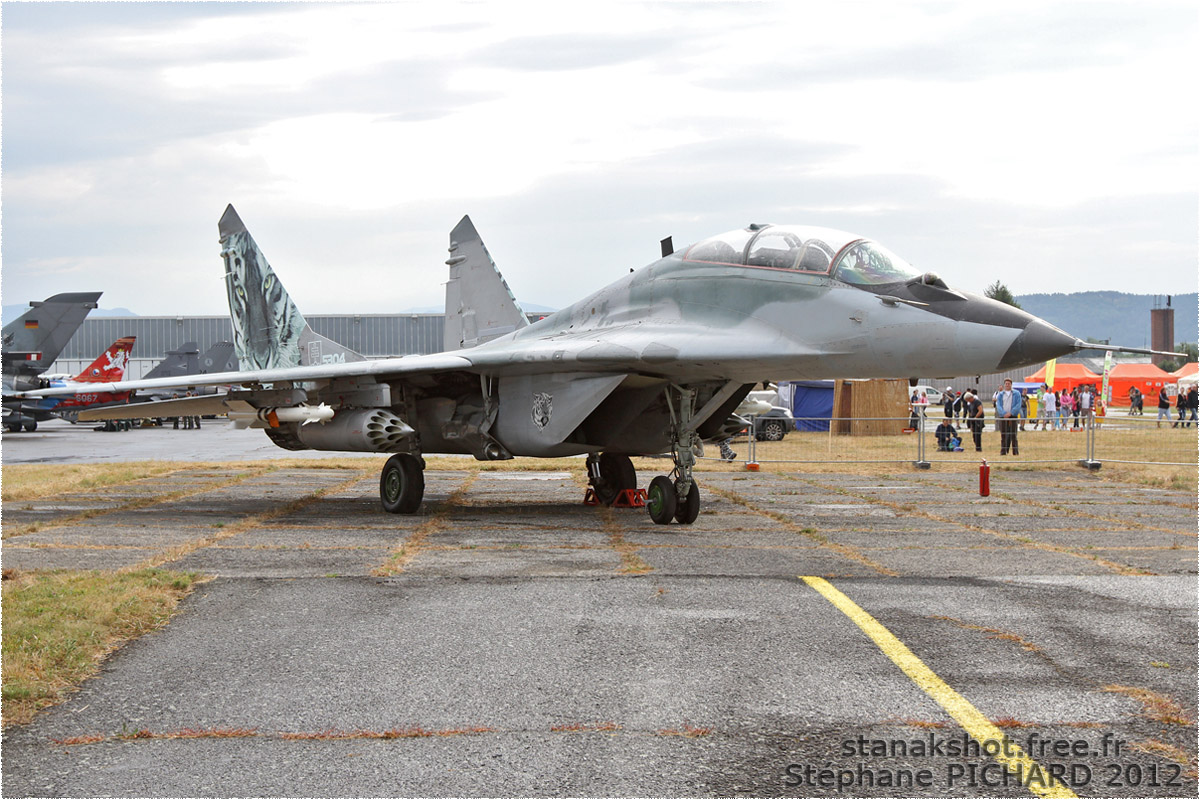 tof#6280_MiG-29_de la Force aérienne slovaque