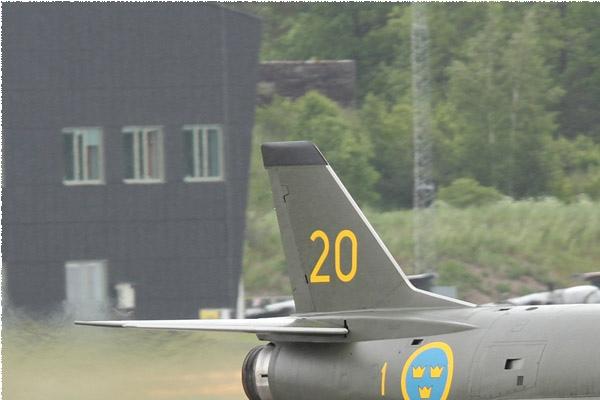 Photo#6018-1-Saab J32E Lansen