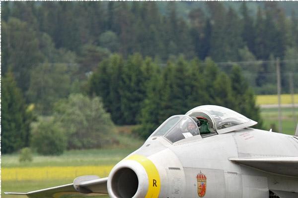 Photo#6060-1-Saab J29F Tunnan