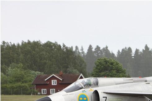 Photo#6066-1-Saab AJS-37 Viggen