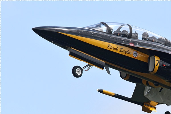 Photo#6138-1-Korea Aerospace T-50B Golden Eagle