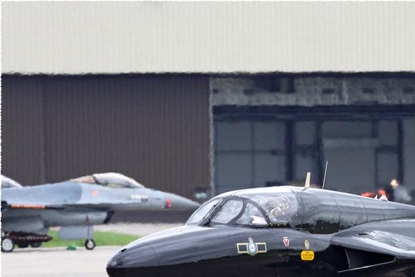 Photo#6196-1-Hawker Hunter T7B