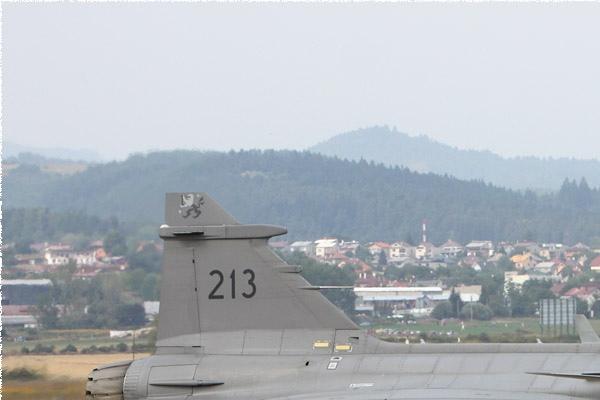 Photo#6264-1-Saab JAS39C Gripen
