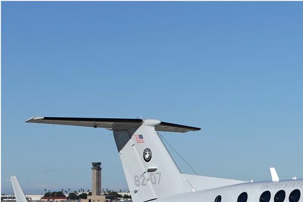 Photo#6370-1-Hawker Beechcraft UC-12W Huron