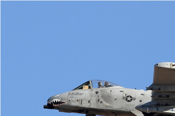 Photo#6374-1-Fairchild A-10C Thunderbolt II