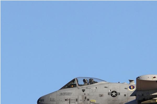 Photo#6378-1-Fairchild A-10C Thunderbolt II